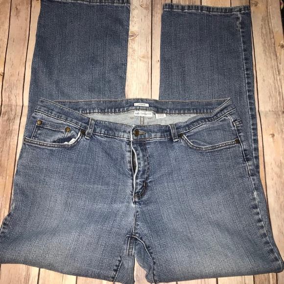 9185ac3700f Liz Claiborne Denim - plus size Liz Claiborne jeans